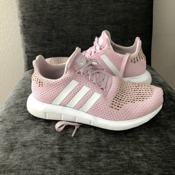 innovative design dbc6c 5a14b adidas Shoes - ADIDAS Swift Run Pink Womens Shoes
